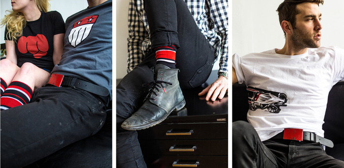 Shots from our fist photo shoot - check out the whole collection on our Facebook page