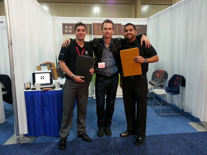 Phil Keoghan, host of the amazing race was a fan