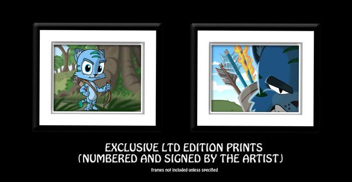 exclusive prints