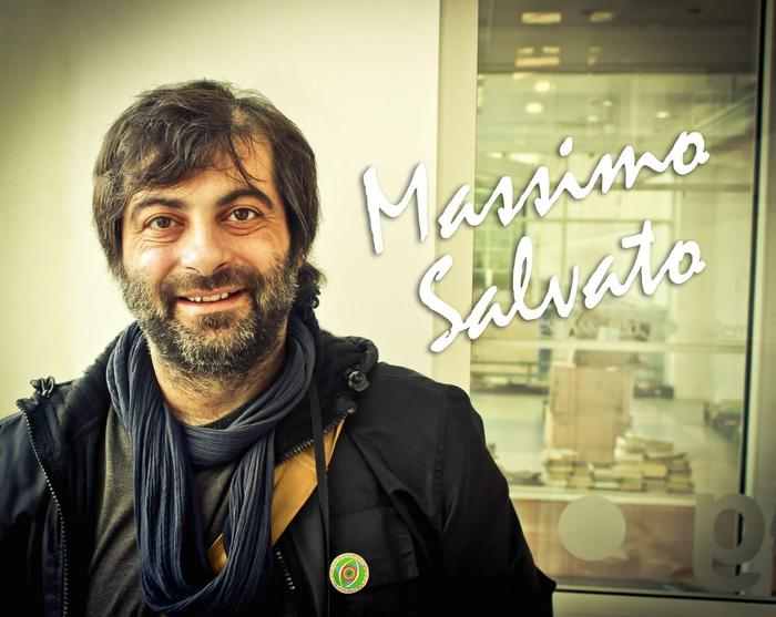 Massimo Salvato, producer and director