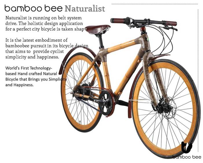 Bamboobee Naturalist