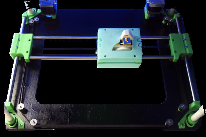J-Rev (XZ-Y) - 3D printer list