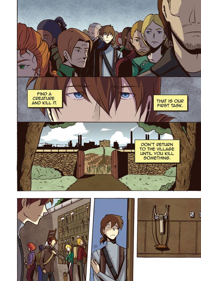Cherub: The Recruit (Graphic Novel)