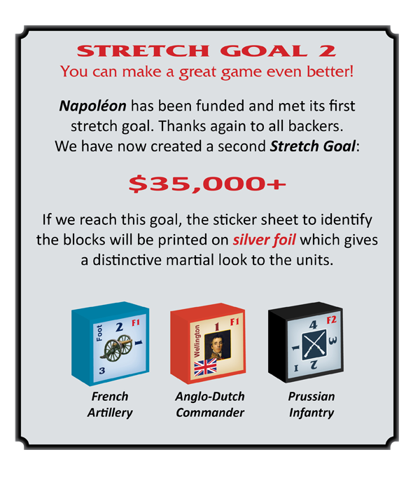 Stretch Goal #2  (MET)