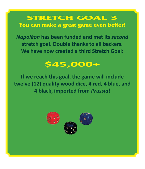 Stretch Goal #3  (MET)