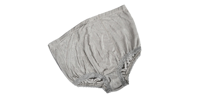These radiation blocking underwear only block certain frequencies of EMF. And they retail for around $70. At least they look cool...