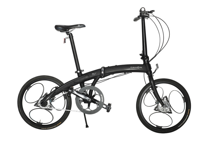 Loopwheels on a Dahon Mu