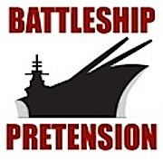 Listen to our hour-long interview about the project on the Battleship Pretension podcast!