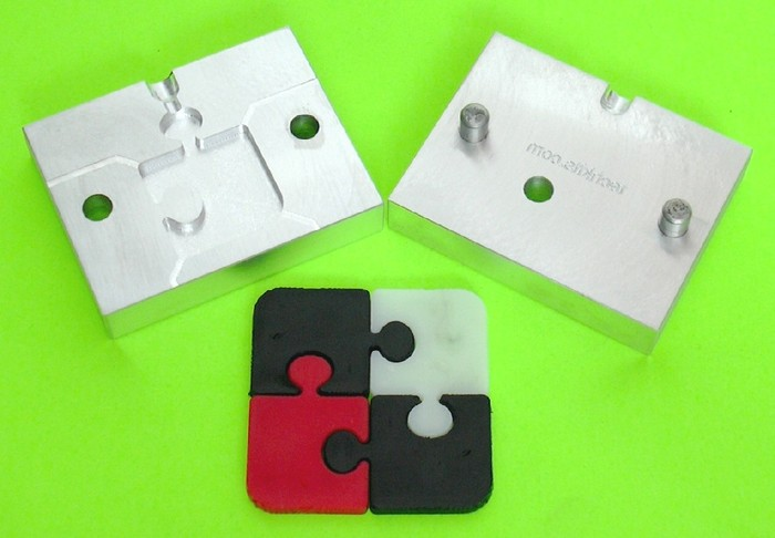 Plastic Toys & Puzzle Pieces