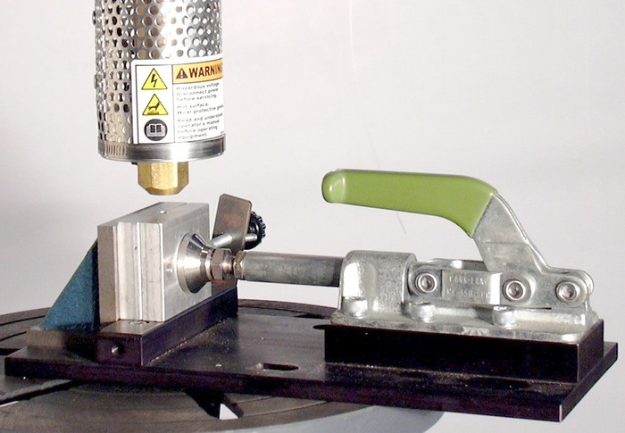 Future Optional Quick-Release Toggle Vise