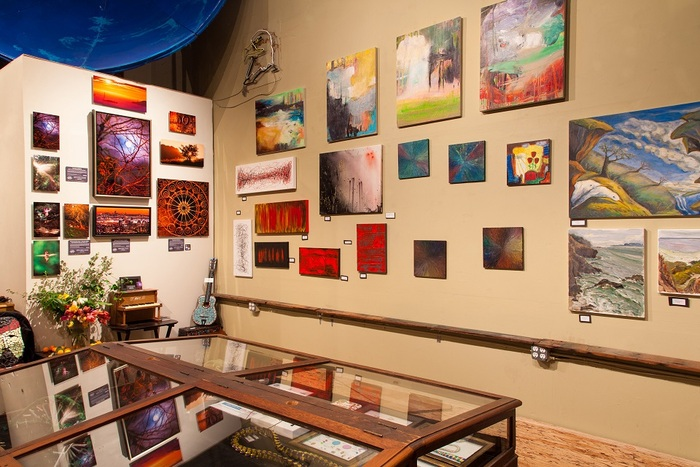 Open Fine Art Gallery