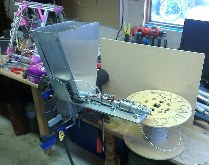 Stampante 3D Desktop Plastic Extrusion System