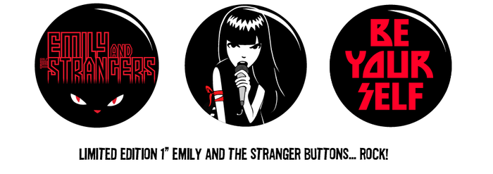 $15 REWARD: Be the first to get these groovy buttons!