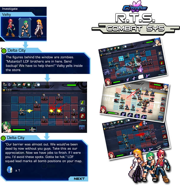C-Wars: Roguelike Pixel Art PC/Android/3DS/PSVita Game ...