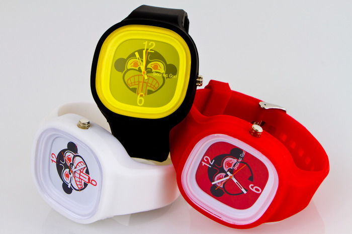 Incentive: Massive Monkees Watches