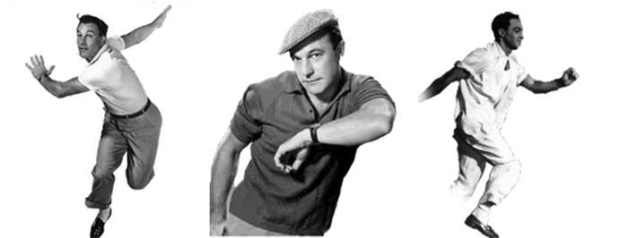 Gene Kelly inspiration reference