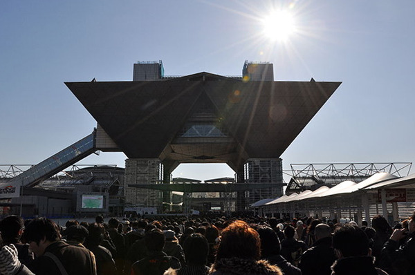The Comic Market (Comiket) Event at Tokyo Big Sight