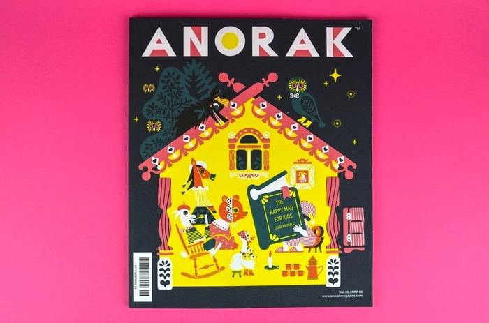 Anorak #26: Animals