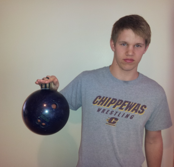 8 Pound Bowling Ball