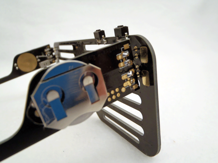 A Non-Hinged Prototype PEGS