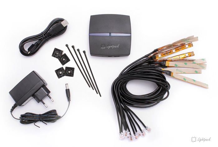 Lightpack components