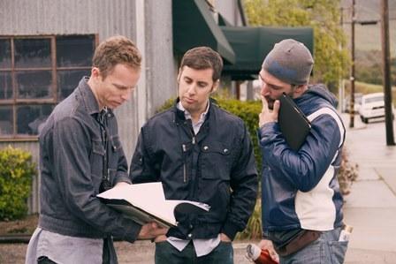 Wade, Mark & Frankie