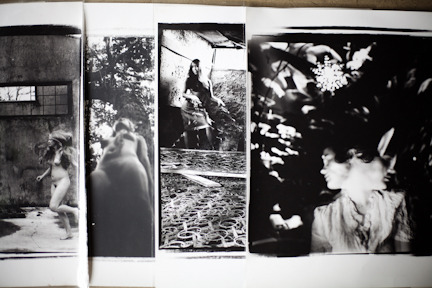 15 x 15 Hand Printed Limited EditionSilver Gelatin Black & White Prints By Teresa