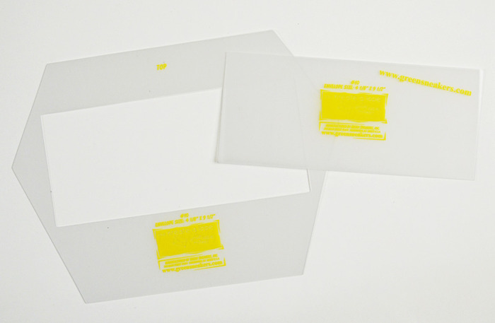 Kreate-a-lope® #10 Business Envelope Size