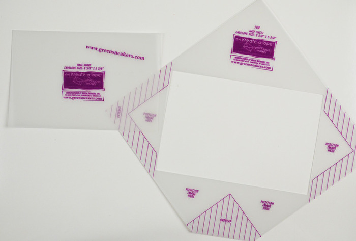 Kreate-a-lope® A9 Half Sheet Size