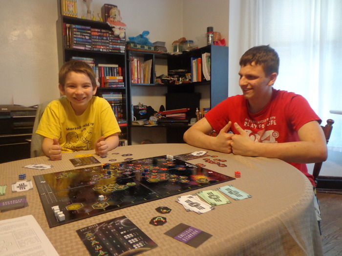 Simple and elegant rules make HEXICA fun for many levels of gamers