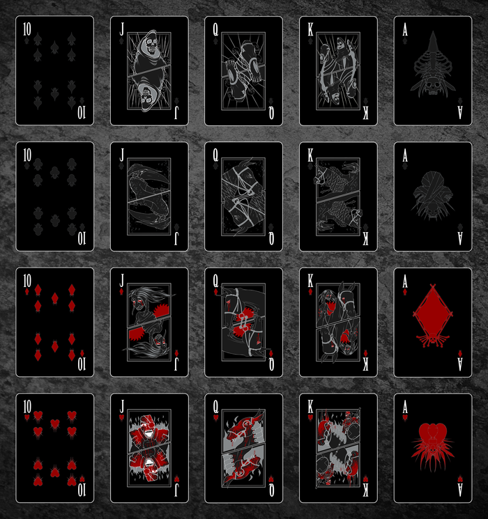 UnitedCardists.com - The forum for Cardistry, Magic ... Now You See Me The Four Horsemen Cards