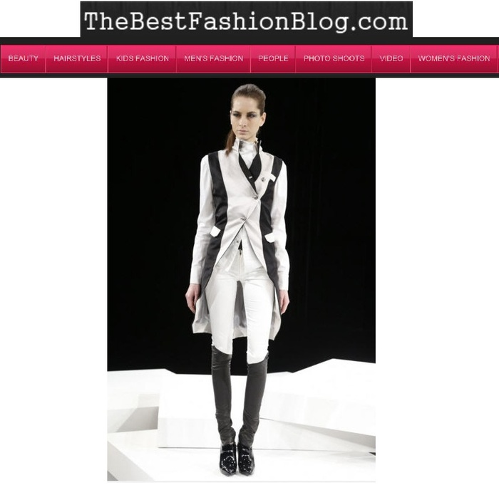 Link: > Hernan at Best Fashion Blog <