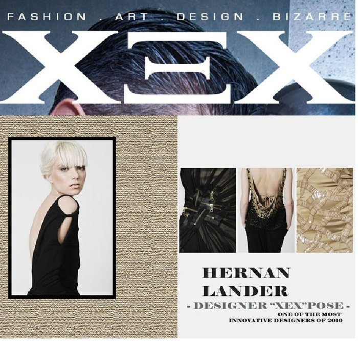 Link: > Hernan at XEX Magazine <
