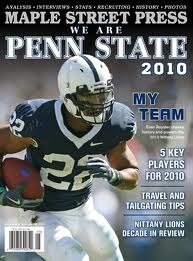 You should have remembered: nobody goes just 3 years at PSU.