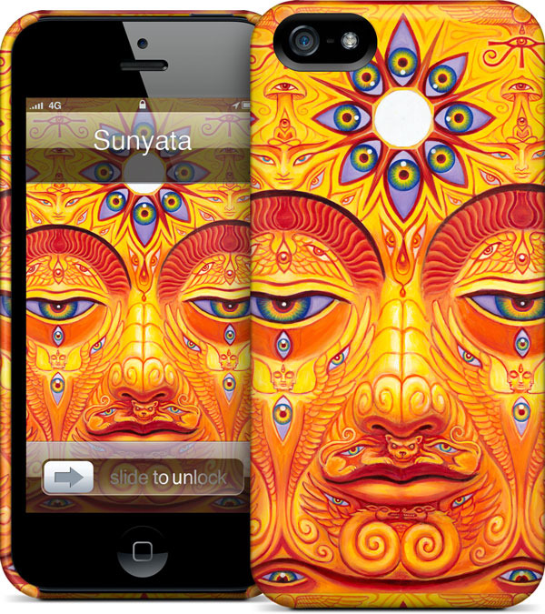 """Sunyata"" available for iPhone 4/4S/5 and Galaxy"