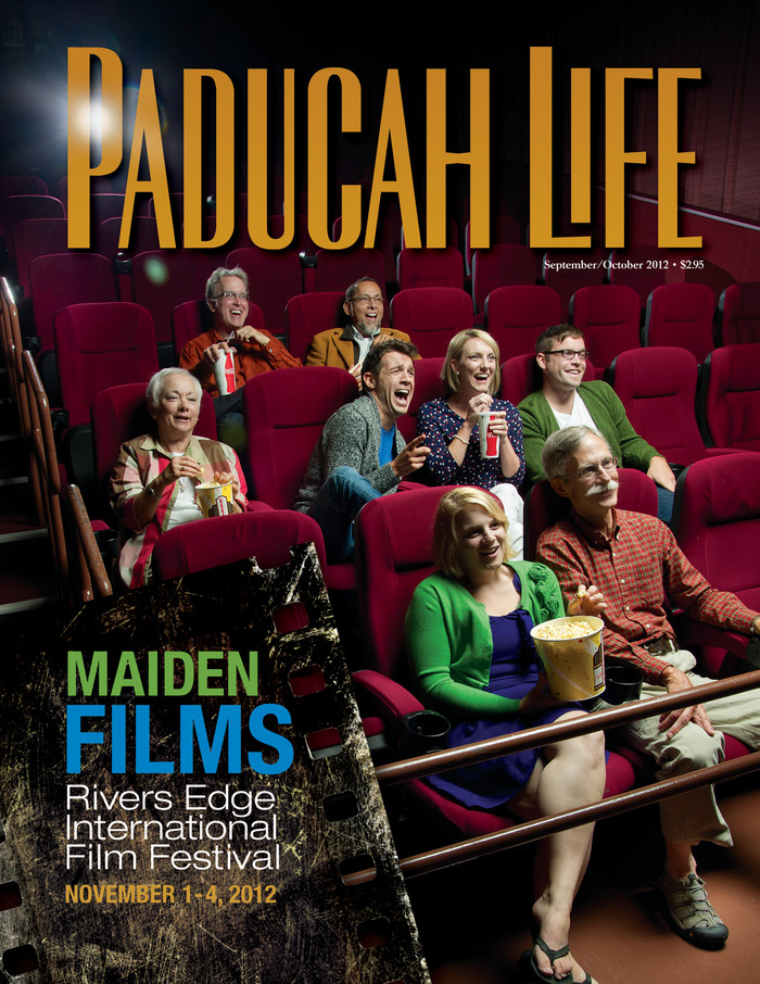 Paducah Life features the River's Edge International Film Festival