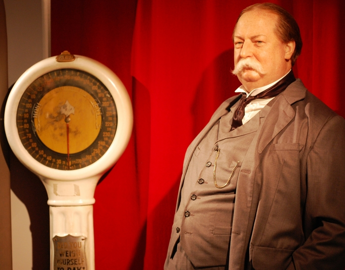 William Taft's scale would be down with this show, and you should be too.