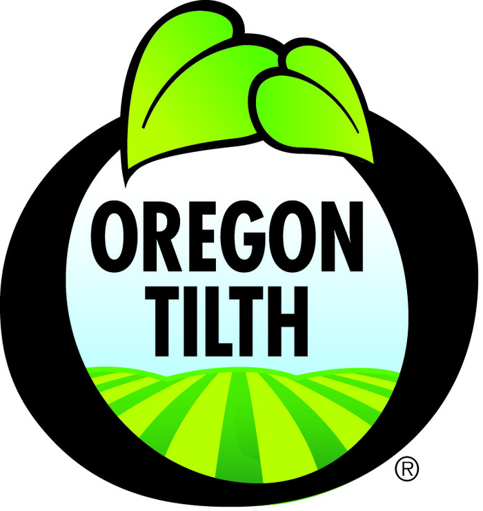 Jem is Certified Organic By Oregon Tilth