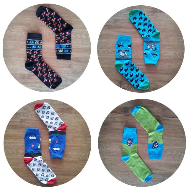 Украинский бренд носков Sammy Icon привлек $8 тыс на Kickstarter