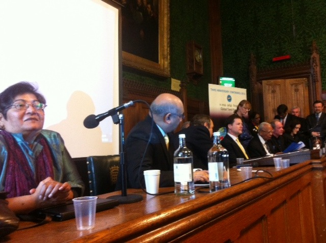 House of Commons GTF Forum with Deputy Prime Minister Nick Clegg and Yasmin Sooka