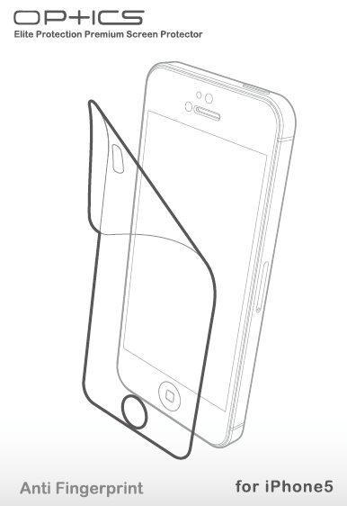 Screen Protector Package Design