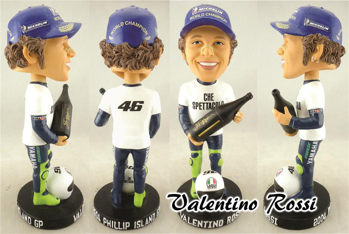 Valentino Rossi Bobble Head