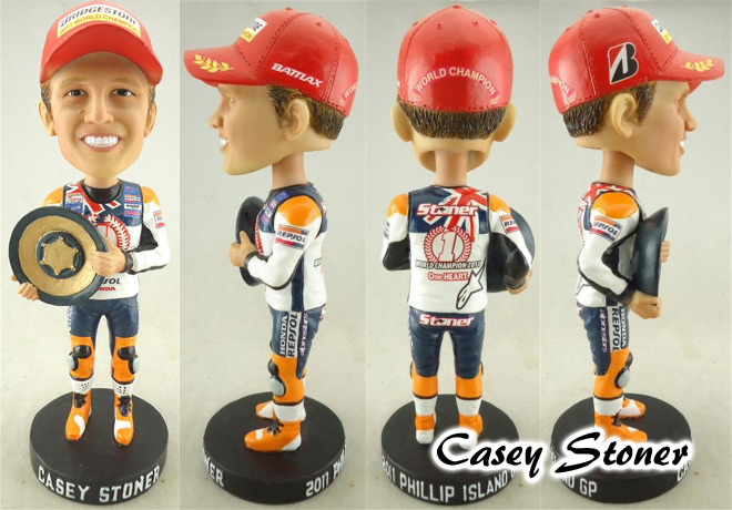Casey Stoner Bobble Head
