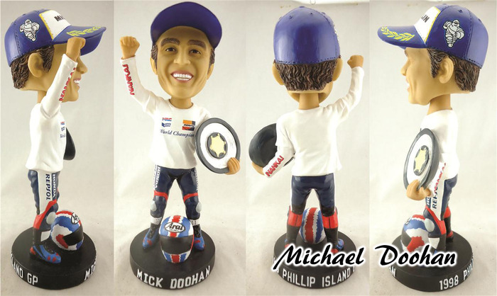 Michael Doohan Bobble Head