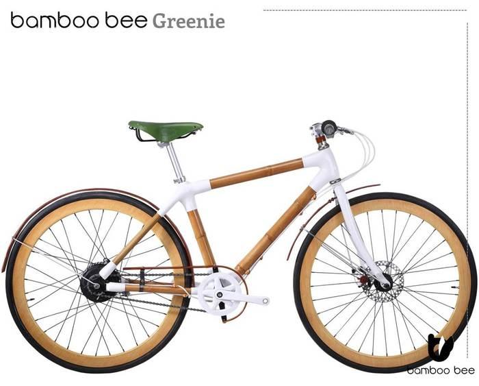 Bamboobee Greenie