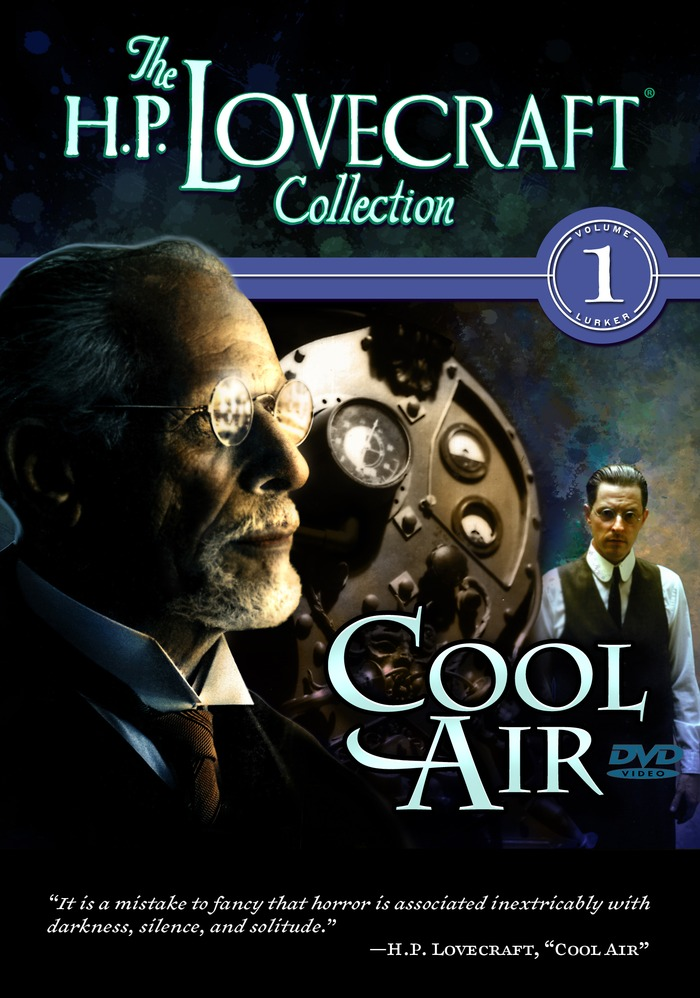 H.P. LOVECRAFT COLLECTION VOL. 1 DVD: COOL AIR