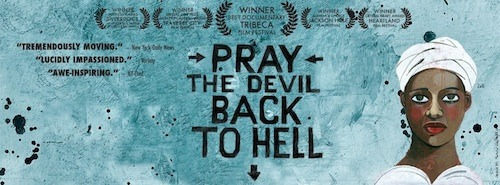 REWARD! CINEPHILE TAKE 3 - signed DVD of Abigail Disney's Pray the Devil Back to Hell