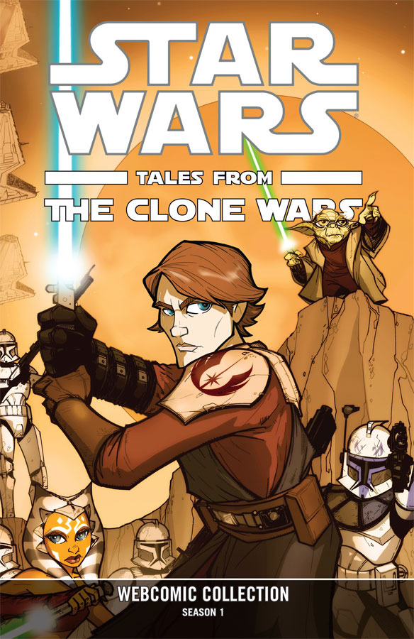 Star Wars The Clone Wars S1 Trade paperback