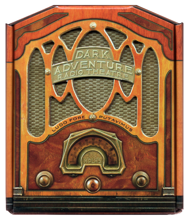 Dark Adventure Radio Theatre Collection (Box Set)
