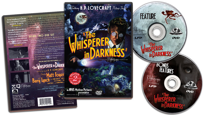 The Whisperer in the Darkness DVD